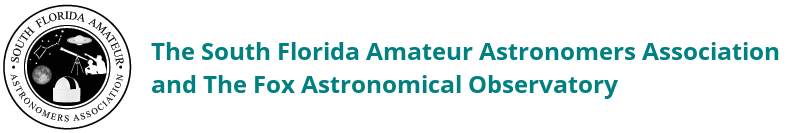 South Florida Amateur Astronomers Association, Inc.